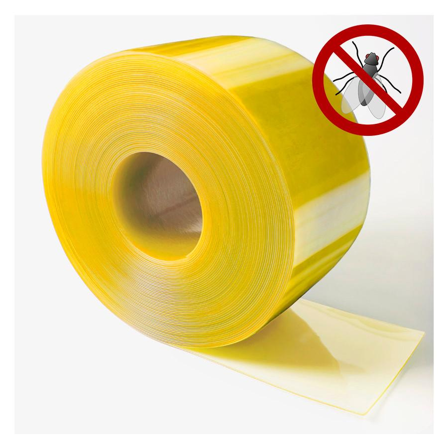 2MM Yellow Anti-Insect Door Curtain