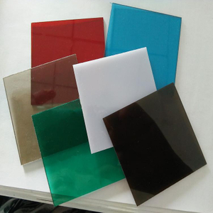 2MM Transparent Polycarbonate Sheet