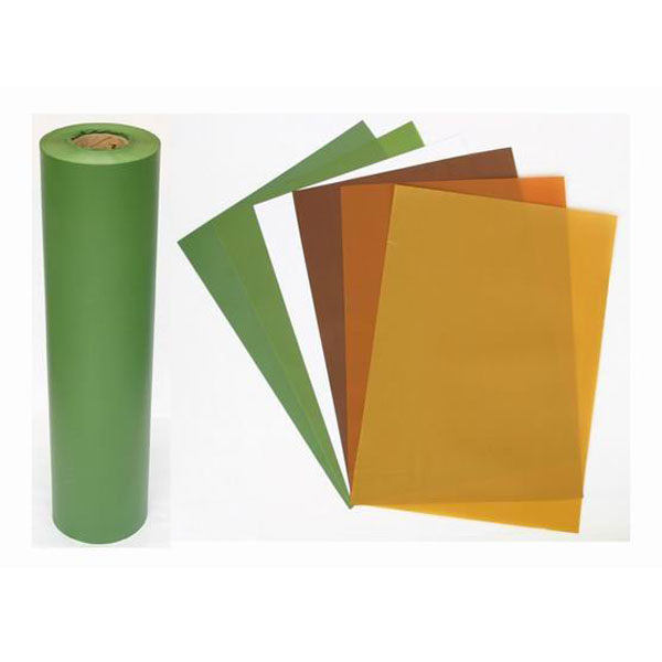 China Dark Green PVC Film for Artificial Turf Grass Fence