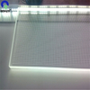Custom Acrylic Light Guide Panel