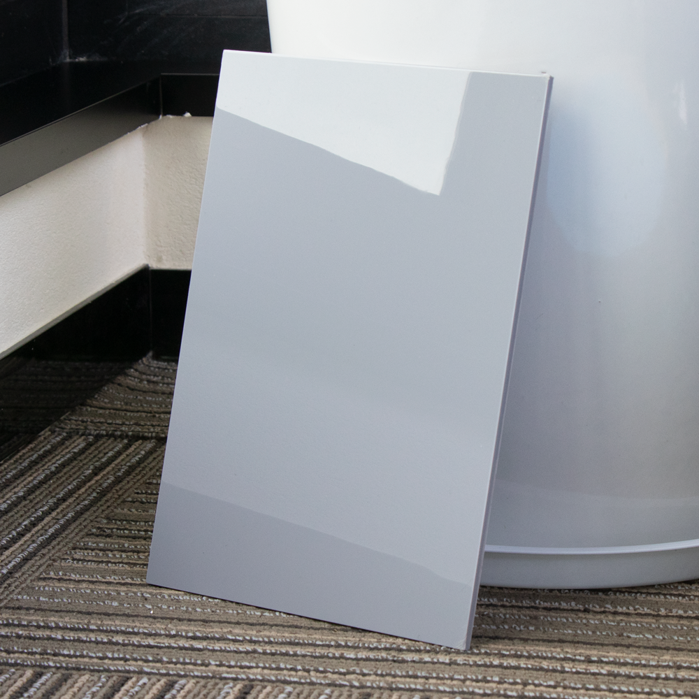 PVC Grey Board Sheet in Recycle Material