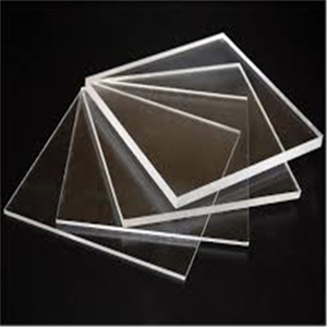 EXTRUDED CLEAR ACRYLIC SHEET